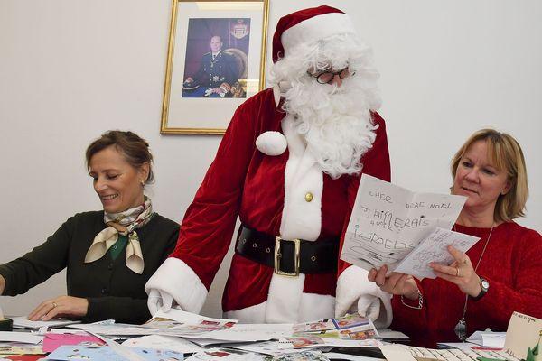 La Principauté ouvre ce mercredi son secrétariat du Père Noël.