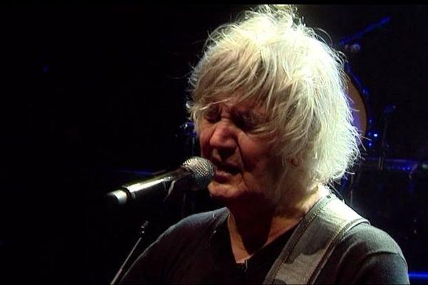 Jacques Higelin en 2011 aux Musicales de Bastia. Il est l'une des innombrables stars à avoir foulé les planches du festival.
