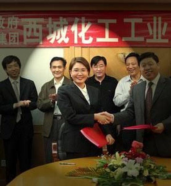 Qui est Jing Liu, ancienne patronne de l'entreprise Sinorgchem ?