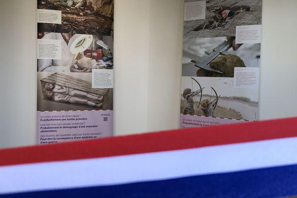 Mercredi 28 novembre, les nouveaux locaux de l'institut national de recherches archéologiques préventives ont été inaugurés à Vescovato