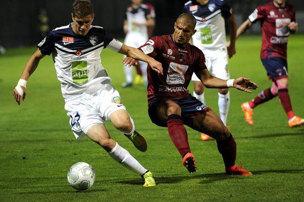 Meilleur buteur du championnat de Ligue 2 avec 6 réalisations en 7 rencontres, Idriss Saadi va-t-il profiter du déplacement à Valenciennes, le 22 septembre 2014, pour s'illustrer à nouveau ?