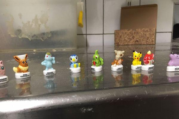Montpellier - Dans cette boulangerie cette année, on collectionne les fèves Pokémon - 05.01.20