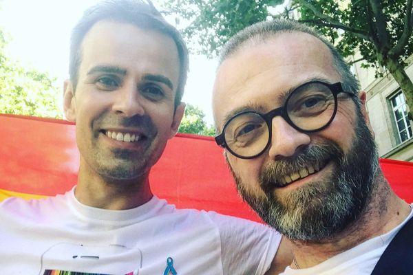 Jean-Baptiste Marteau et Daniel Ielli : rôles modèles LGBT+