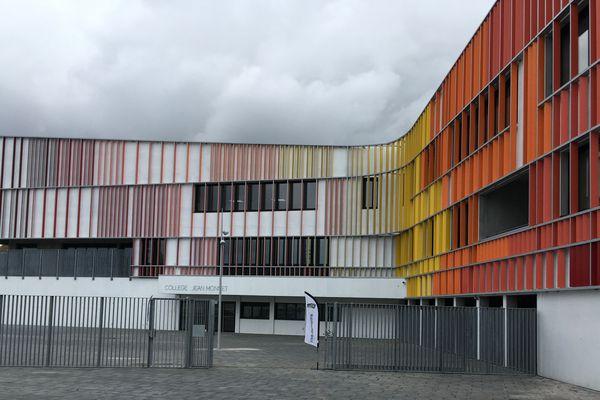 La rentrée dans le nouveau collège Jean Monnet de Vertou se fera le 23 avril prochain