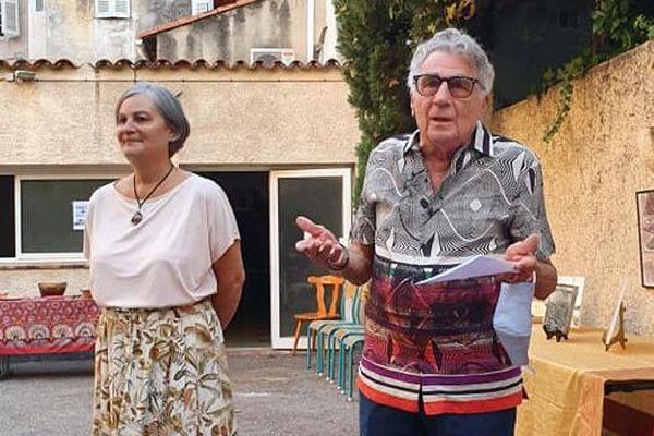 Élisabeth et Claude Antonini Basset - Terrusse