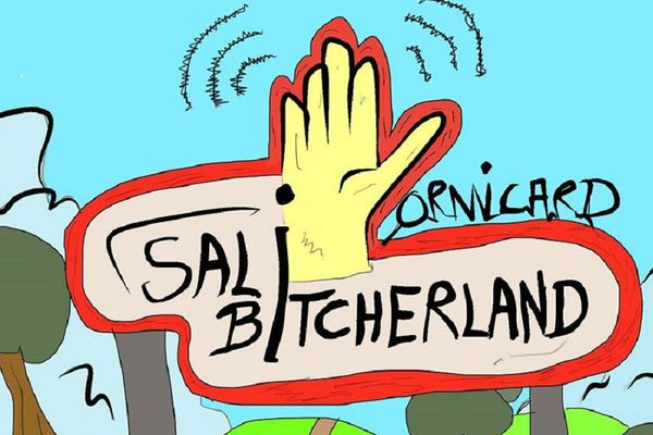 "Le nouveau single d'Ornicard ""Sali Bitcherland"" sortira le 29 mars"