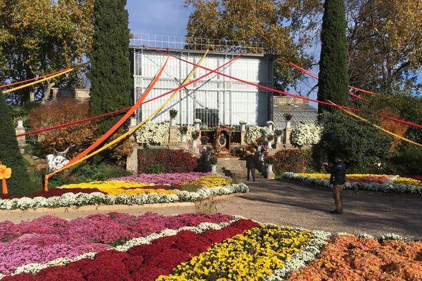 L'exposition du jardin des plantes de Rouen vous attend.
