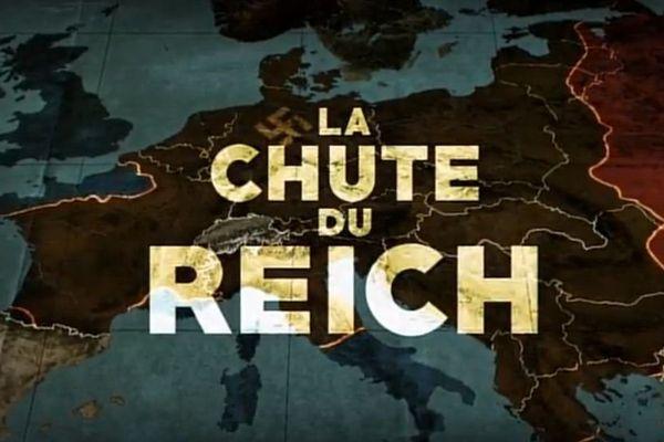 La chute du Reich, documentaire.