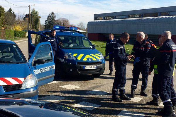 Toute la chaîne des services de sécurité et de secours a été mobilisée pour cet exercice de simulation d'une attaque terroriste