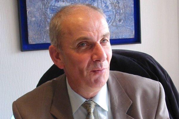Yves Krattinger, président DVG du département de la Haute-Saône