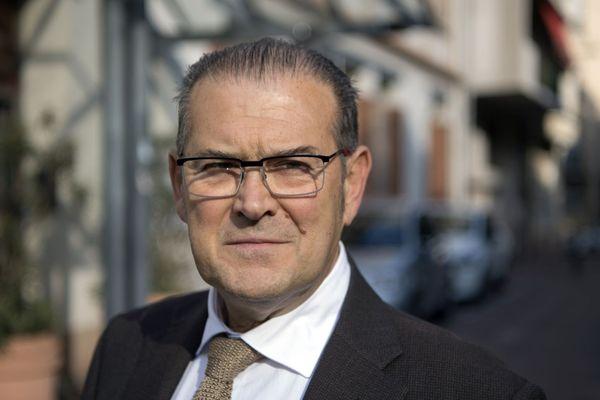 Archives - Le sénateur LR des Bouches-du-Rhône, Bruno Gilles, candidat à la mairie de Marseille.