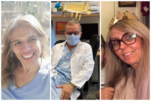 Marcia Sacramento, Fernando Guerra, Danielle Karla, trois Brésiliens qui habitent en Alsace
