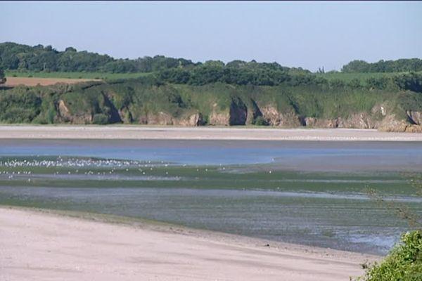 Morieux, dans la baie de Saint-Brieuc (22)