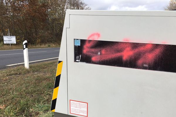 Le nombre de radars vandalisé a été multiplié par 2 en Haute-Loire depuis le passage à 80km/h.