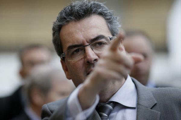 Bertrand Kern, maire de Pantin a quitté la tête de liste d'Audrey Pulvar en Seine-Saint-Denis