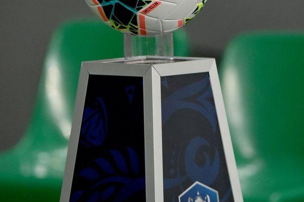 L'ASSE Saint-Etienne s'était qualifiée pour la finale de la Coupe de France qui devait se jouer à Paris contre le PSG Paris au Stade de France, le samedi 25 avril 2020.