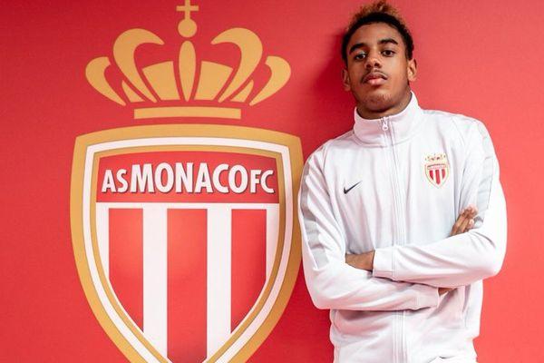 Willem Geubbels aura 17 ans en août prochain. Il a signé à l'AS Monaco.