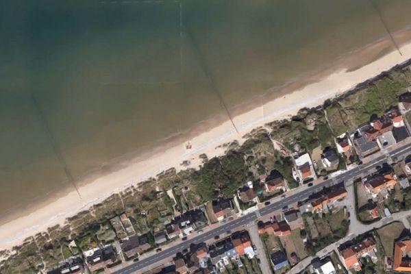 Un corps a été découvert sur la plage de Sangatte.