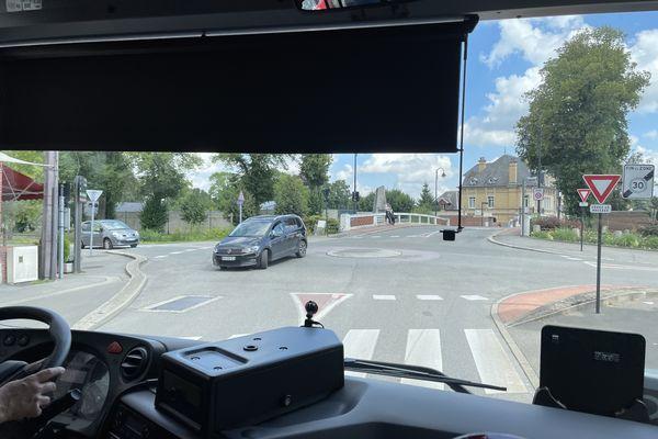 La ligne TER entre Abbeville et Le Tréport fermée depuis 2018, il faut continuer le trajet en bus
