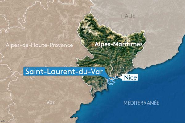 L'homme a pris plusieurs personnes en otage dans un salon de coiffure de Saint-Laurent-du-Var.