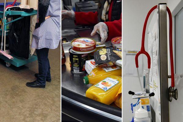 En ce 8 mars, 3 femmes du Puy-de-Dôme ont accepté de nous parler de leur métier : elles sont femme de ménage, caissière ou aide-soignante.