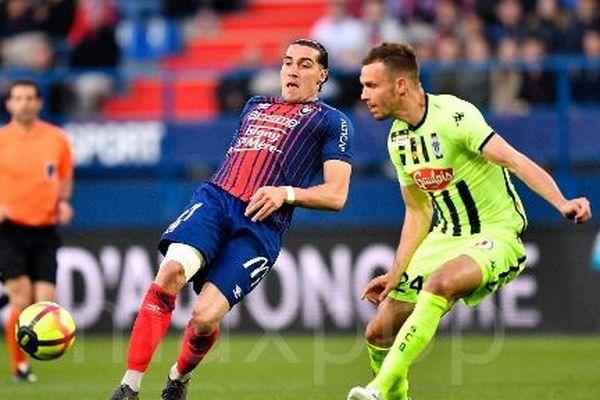 Anger s'est imposé 1 à 0 pour le compte de la 32ème de Ligue 1 face au Stade Malherbe