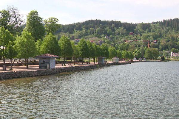 Le lac de Gérardmer pourrait être à nouveau accessible pour les activités sportives et de loisirs dans les prochains jours