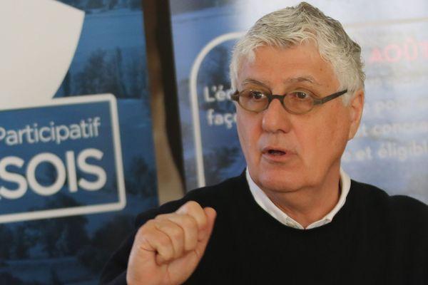 Philippe Martin président du département du Gers, un des signataires de la tribune