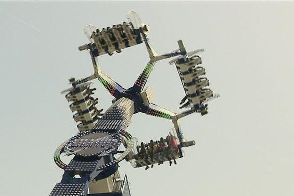 """""""Gravity"""", la nouvelle attraction de l'année à la Foire des Rameaux"""