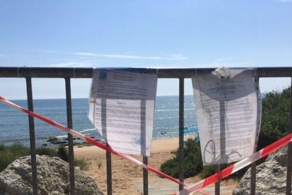 Une plage de l'île d'Oléron