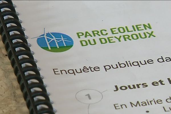 Une enquête publique sur un projet éolien en Xaintrie a démarré lundi 7 janvier 2019.