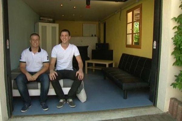 Gautier Charton et Alexandre Kaiser ont créé une startup spécialisée dans cette activité