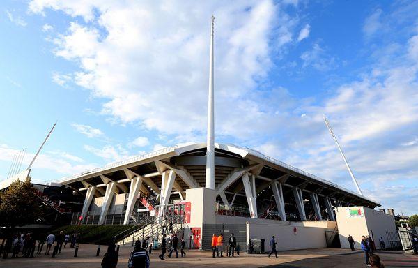 Le Stade Auguste-Delaune où se déroulera la compétition, d'une capacité d'accueil de 21 608 places.