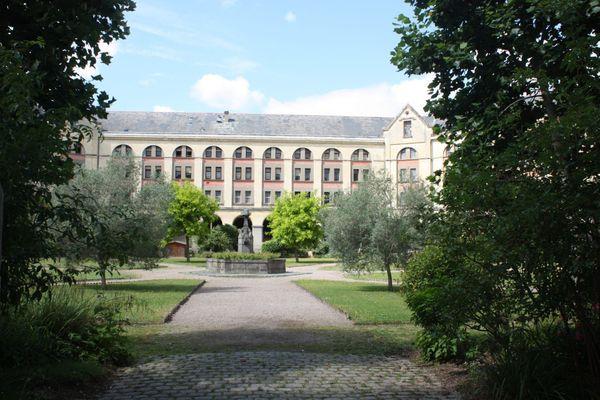 Le centre pénitentiaire des femmes de Rennes