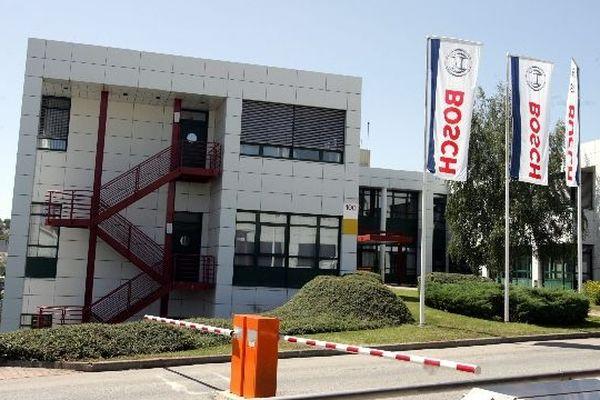 L'entreprise Bosch à Onet-le-Chateau