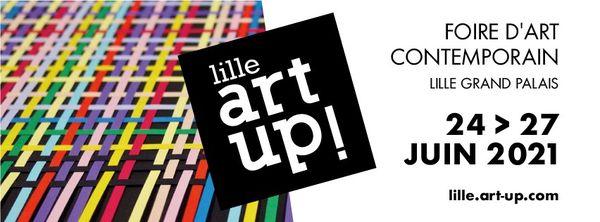 Pour sa 13ème édition, Lille Art Up a choisi de mettre en lumière l'art textile.