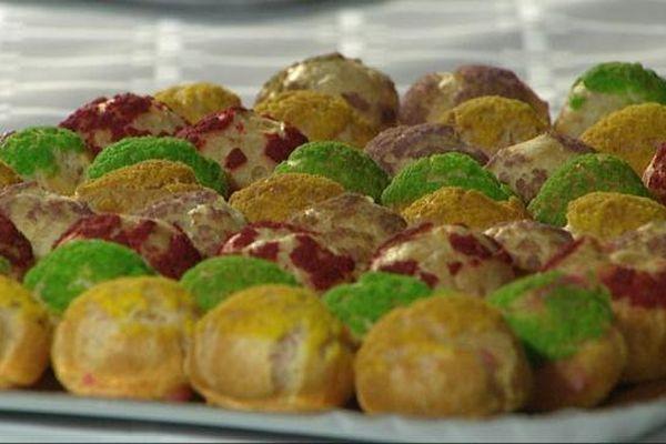 Une recette de pâtisserie remise au goût du jour par Pierre Hubert pour fêter l'anniversaire du blog Happy Apicius.