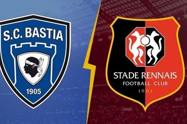 ILLUSTRATION - Coupe de la Ligue/16e de finale: encore un Bastia-Rennes à Furiani!