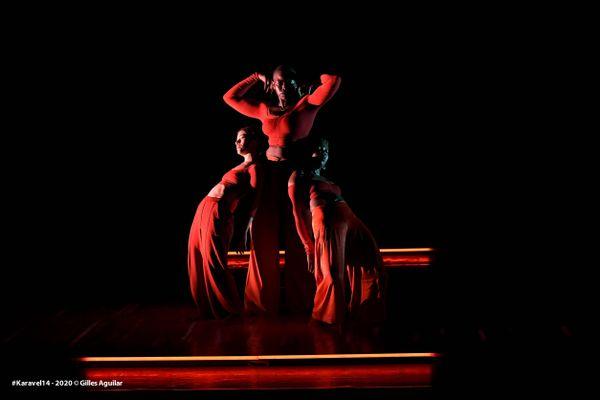 Les danseuses de Ma Dame Paris, un collectif 100 % féminin.