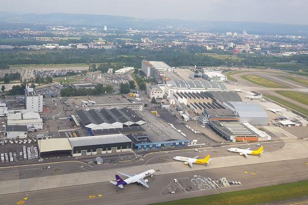 L'EuroAirport a accueilli 9,09 millions de passagers en 2019