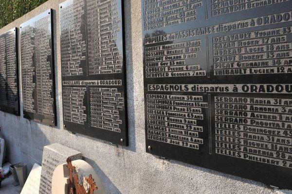 Le Premier ministre Manuel Valls se rendra à Oradour-sur-Glane mardi 10 juin 2014 pour la 70ème commémoration du massacre du village martyr de Haute-Vienne