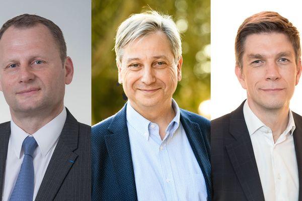 Grégoire Eury, François Grosdidier, Mathieu Klein