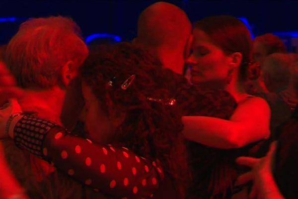 Tango au Kursaal de Besançon