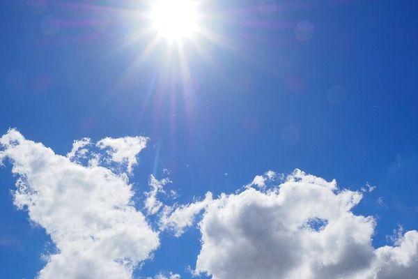 Du soleil et un puissant mistral pour ce dernier dimanche d'octobre 2017.