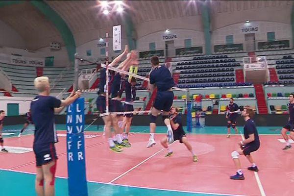 Le Tours Volley Ball à Paris ce week-end pour disputer une nouvelle finale de championnat