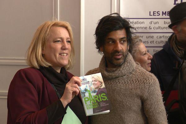 Danielle Simonnet et Vikash Dhorasoo dévoileront fin janvier les 17 têtes de liste parisiennes ainsi que leur programme.