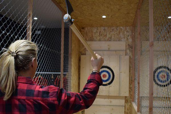 Une cible peut être louée à l'heure par un, deux ou trois joueurs.