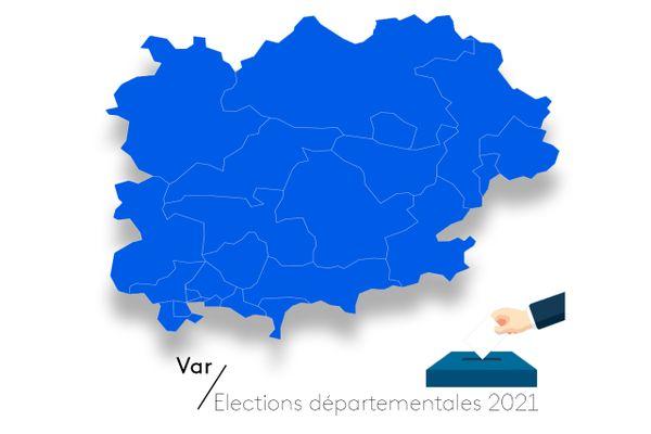 Elections départementales dans le Var, qui pour succéder à Marc Giraud (LR), le président sortant.