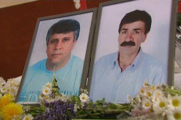 Les photos des deux victime lorraines des explosions de Bayonne.