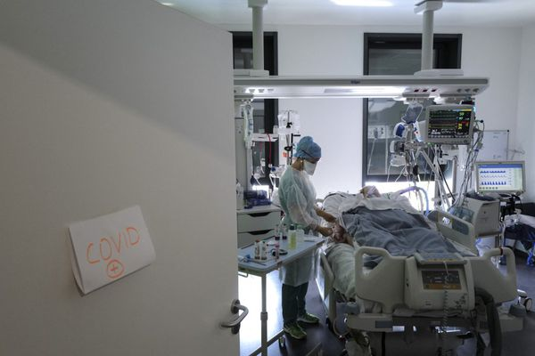 L'Occitanie recense 4182 décès à l'hôpital, dont 63 ces trois derniers jours.